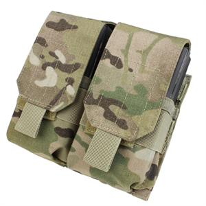 Double M14 Mag Pouch, Multicam